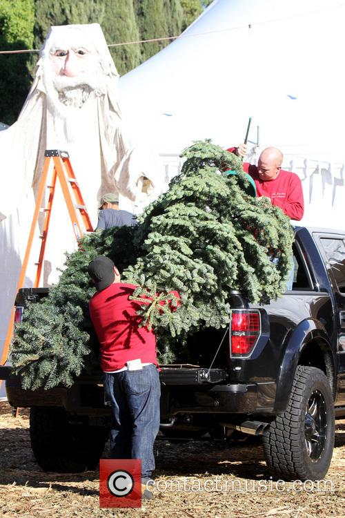 Heidi Klum and Christmas 2