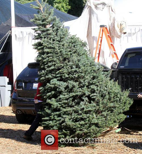 Heidi Klum and Christmas 9