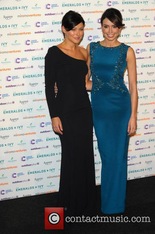 Emma Willis and Christine Bleakley 2