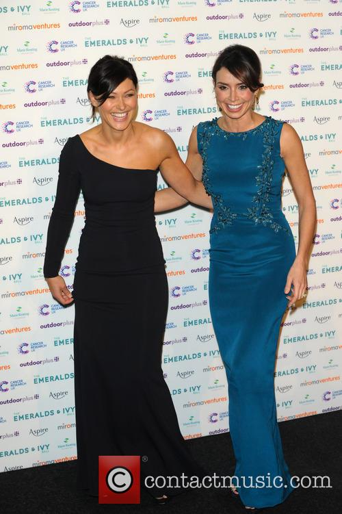 Emma Willis and Christine Bleakley 5