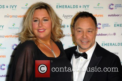 Hannah Walters and Stephen Graham 1