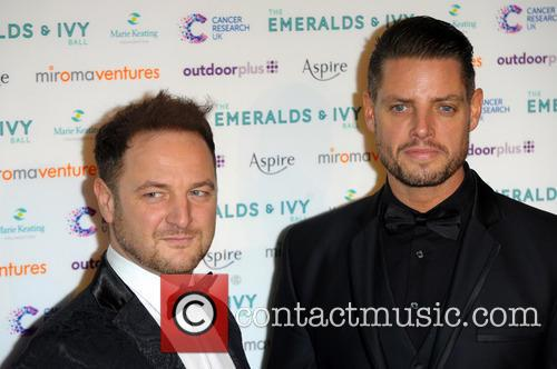 Mikey Graham and Keith Duffy 3