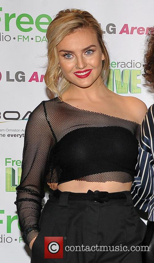 Little Mix, Perrie Edwards, L.G Arena