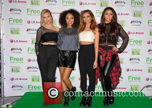 Little Mix, Perrie Edwards, Jade Thirlwall, Jesy Nelson and Leigh Anne Pinnock 2
