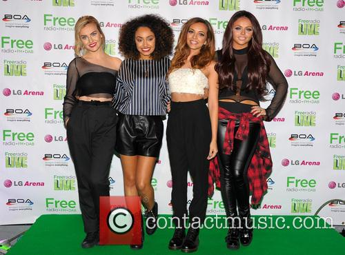 Little Mix, Perrie Edwards, Jade Thirlwall, Jesy Nelson and Leigh Anne Pinnock 1