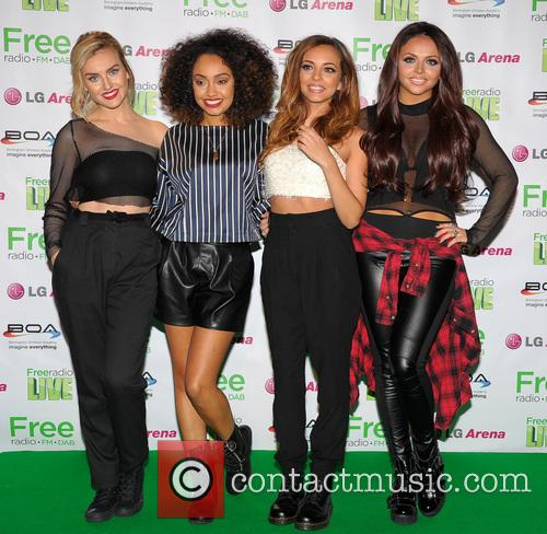 Little Mix, Perrie Edwards, Jade Thirlwall, Jesy Nelson and Leigh Anne Pinnock 3