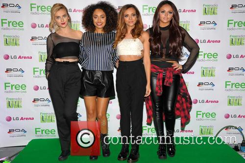 Little Mix, Perrie Edwards, Jade Thirlwall, Jesy Nelson and Leigh Anne Pinnock 5
