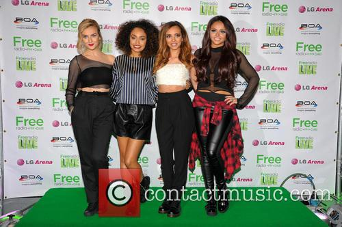 Perrie Edwards, Jade Thirlwall, Jesy Nelson, Leigh Anne Pinnock and Little Mix 2
