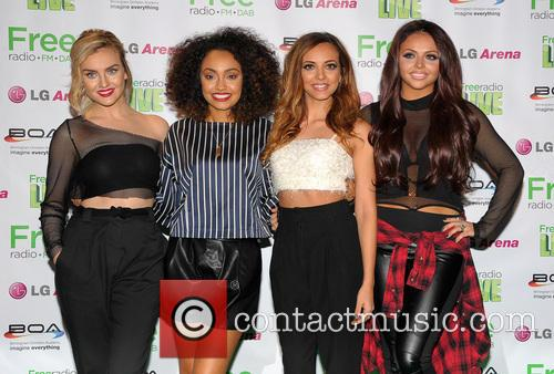Perrie Edwards, Jade Thirlwall, Jesy Nelson, Leigh Anne Pinnock and Little Mix 1