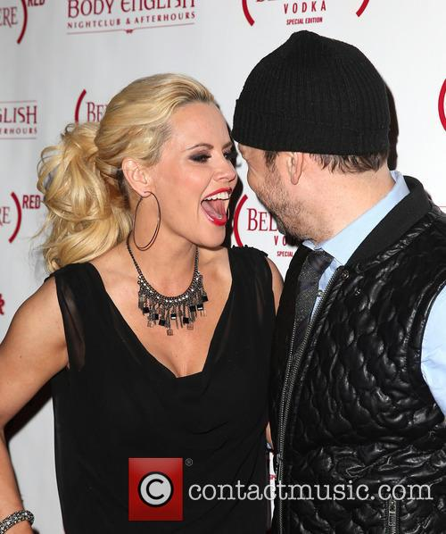 Jenny McCarthy and Donnie Wahlberg 14