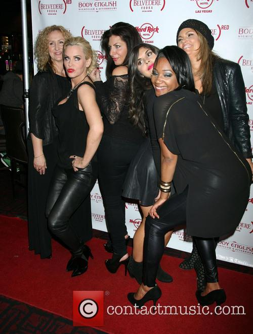 Jenny McCarthy hosts Official Dirty, Sexy, Funny After...