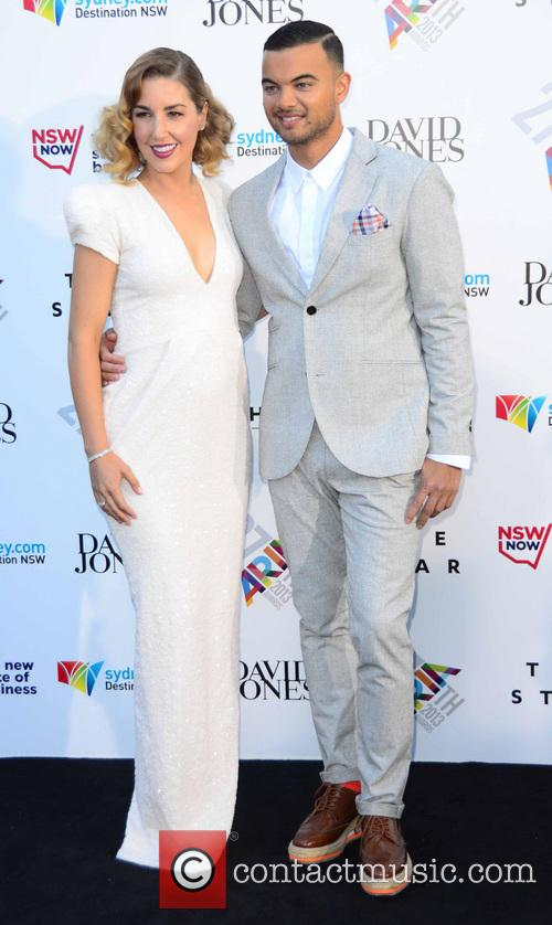 Guy Sebastian and Jules Egan 5