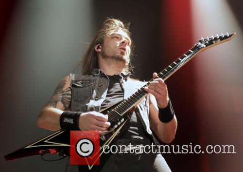 Bullet For My Valentine and Michael Paget 11