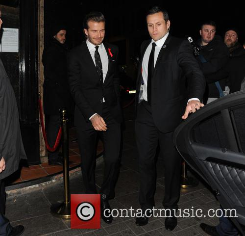 David Beckham 21