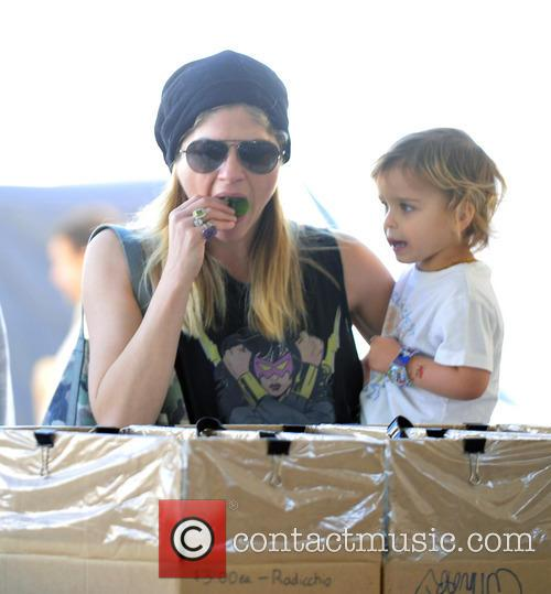 Selma Blair and Arthur Bleick 11