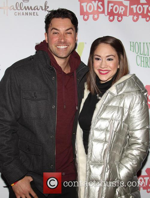 Ace Young and Diana Degarmo 4
