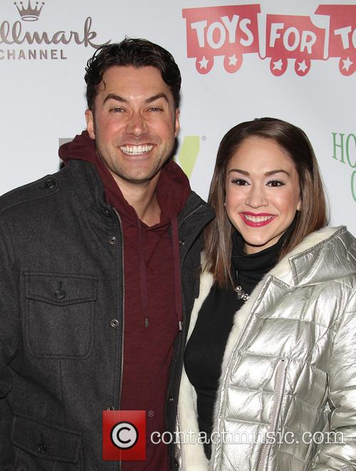 Ace Young and Diana Degarmo 1