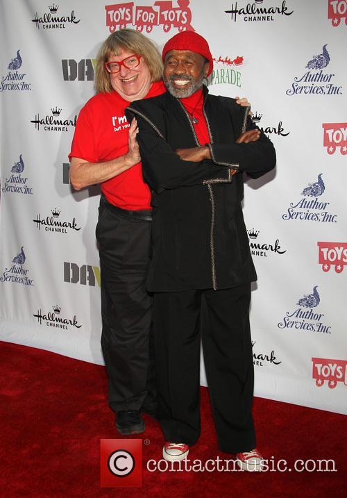 Bruce Vilanch and Ben Vereen 3