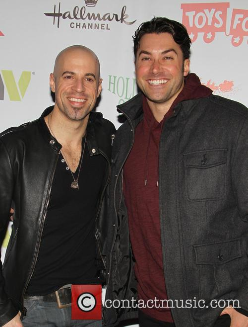 Chris Daughtry and Ace Young 3