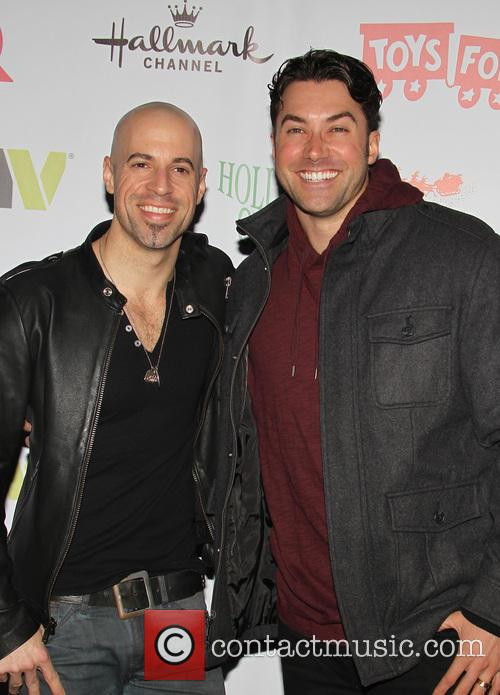 Chris Daughtry and Ace Young 7