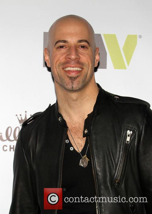 Chris Daughtry 8