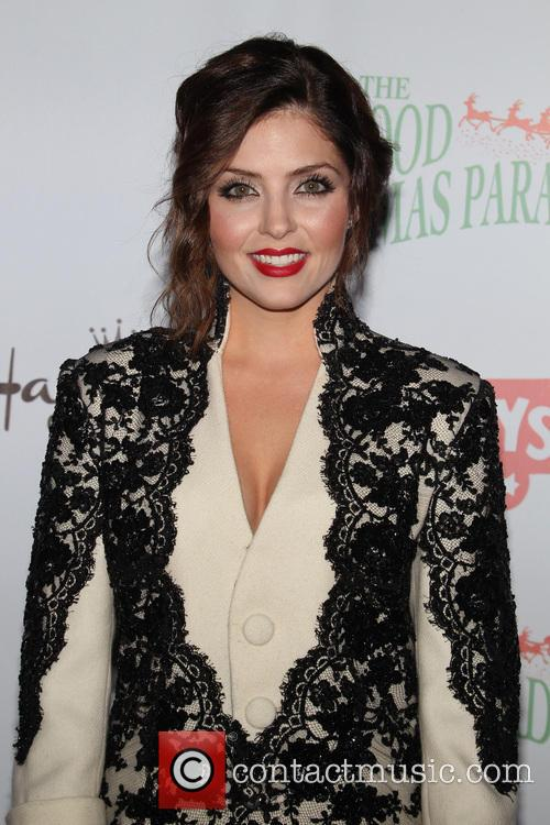 Jen Lilley, On Hollywood Blvd, Hollywood Christmas Parade