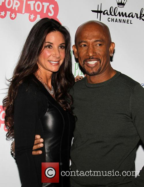 Montel Williams and Tara Fowler 1