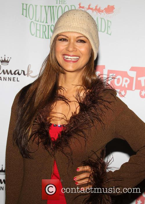 Nia Peeples, On Hollywood Blvd, Hollywood Christmas Parade