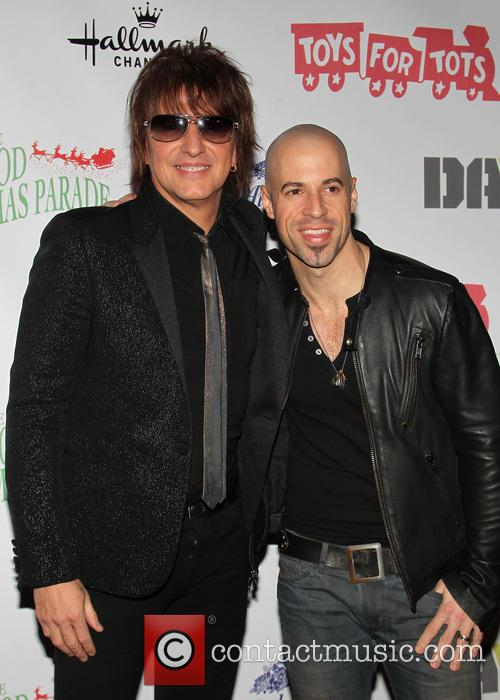 Richie Sambora and Chris Daughtry 8