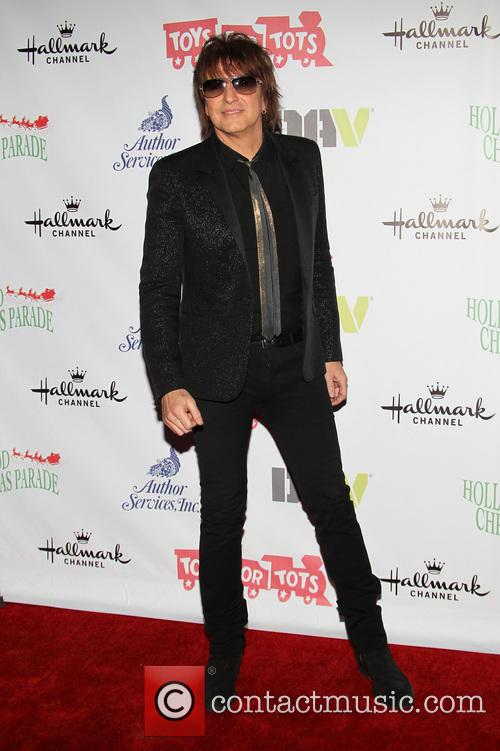 Richie Sambora, On Hollywood Blvd, Hollywood Christmas Parade