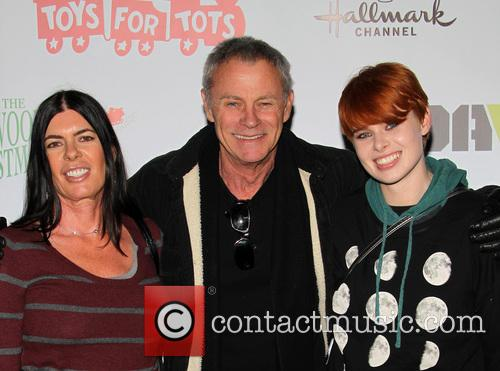 Teresa Parkerson, Tristan Rogers and Sara Jane Rogers 1