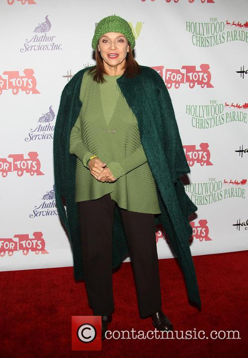 valerie harper the 82nd annual hollywood christmas 3977305