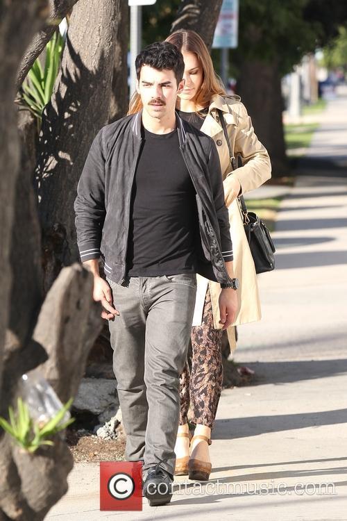 Joe Jonas and Blanda Eggenschwiler 2