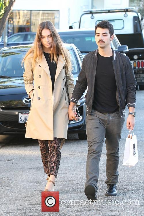 Joe Jonas and Blanda Eggenschwiler 4