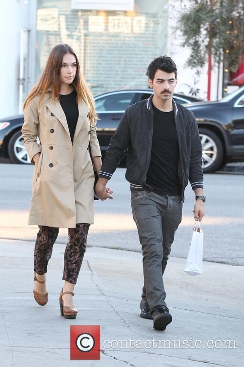 Joe Jonas and Blanda Eggenschwiler 5