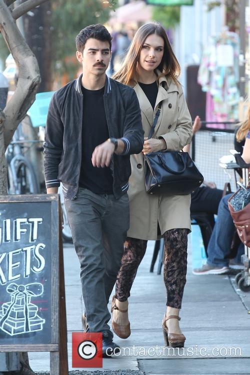 Joe Jonas and Blanda Eggenschwiler 6