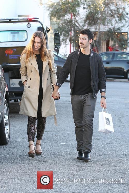 Joe Jonas and Blanda Eggenschwiler 8