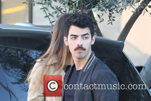 Joe Jonas and Blanda Eggenschwiler 9