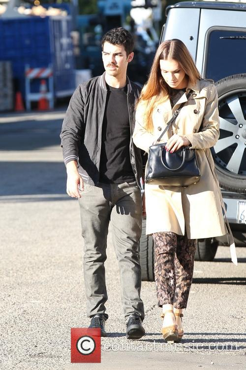 Joe Jonas and Blanda Eggenschwiler 12