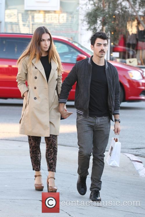 Joe Jonas and Blanda Eggenschwiler 15