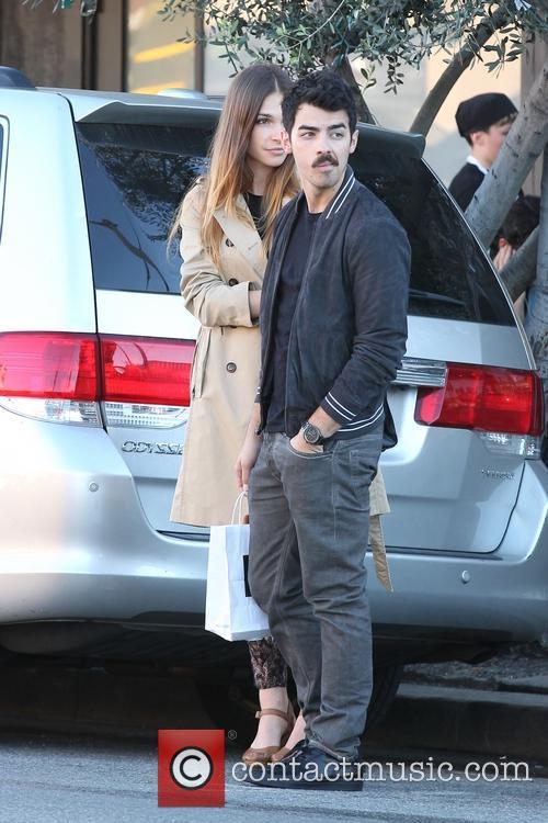 Joe Jonas and Blanda Eggenschwiler 16