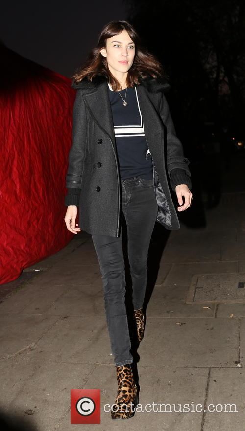alexa chung celebrities at the primrose hill 3976537
