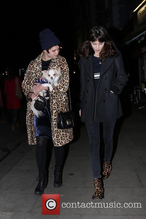 Alexa Chung and Pixie Geldof 10