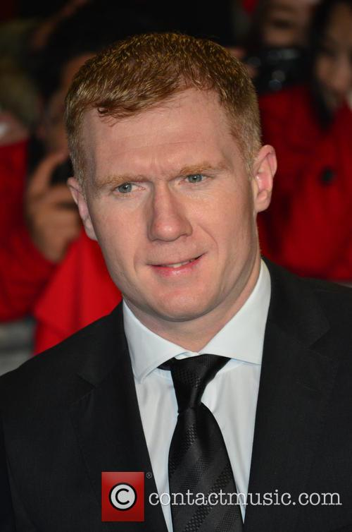 PAUL SCHOLES, Odeon West End