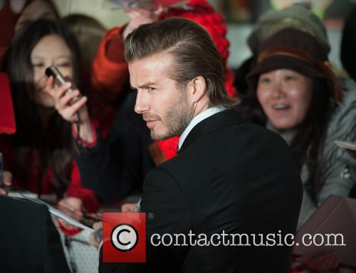 David Beckham 19