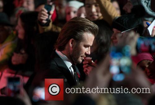 David Beckham 22