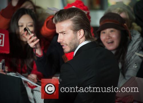 David Beckham 30