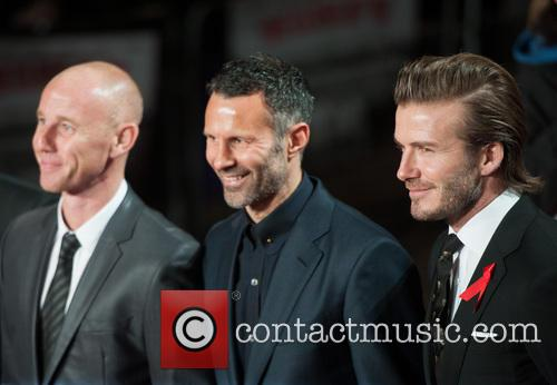 Nicky Butt, Ryan Giggs and David Beckham 10