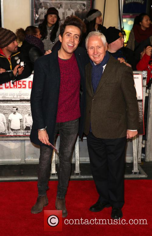 Nick Grimshaw, Peter Grimshaw, Odeon West End