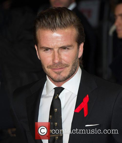 David Beckham 34